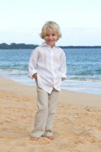 Beach Wedding Attire For Boys Wedding Outfit For Boys Beach