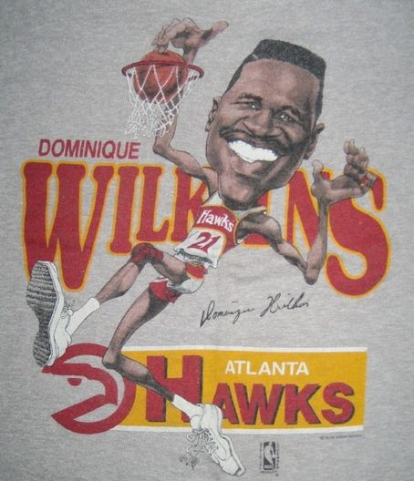 Vintage NBA Player T Shirts (With