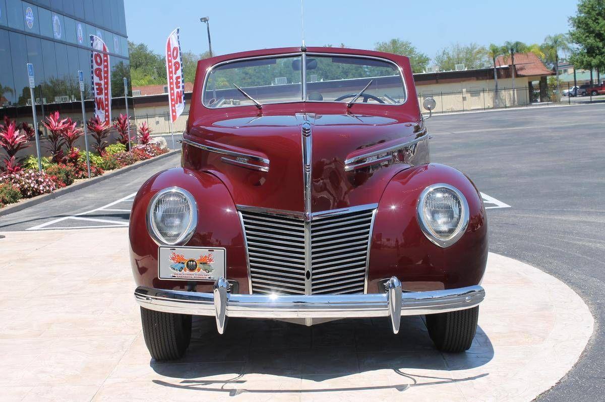 1939 Mercury Eight for sale #2022295 - Hemmings Motor News | Cars I ...