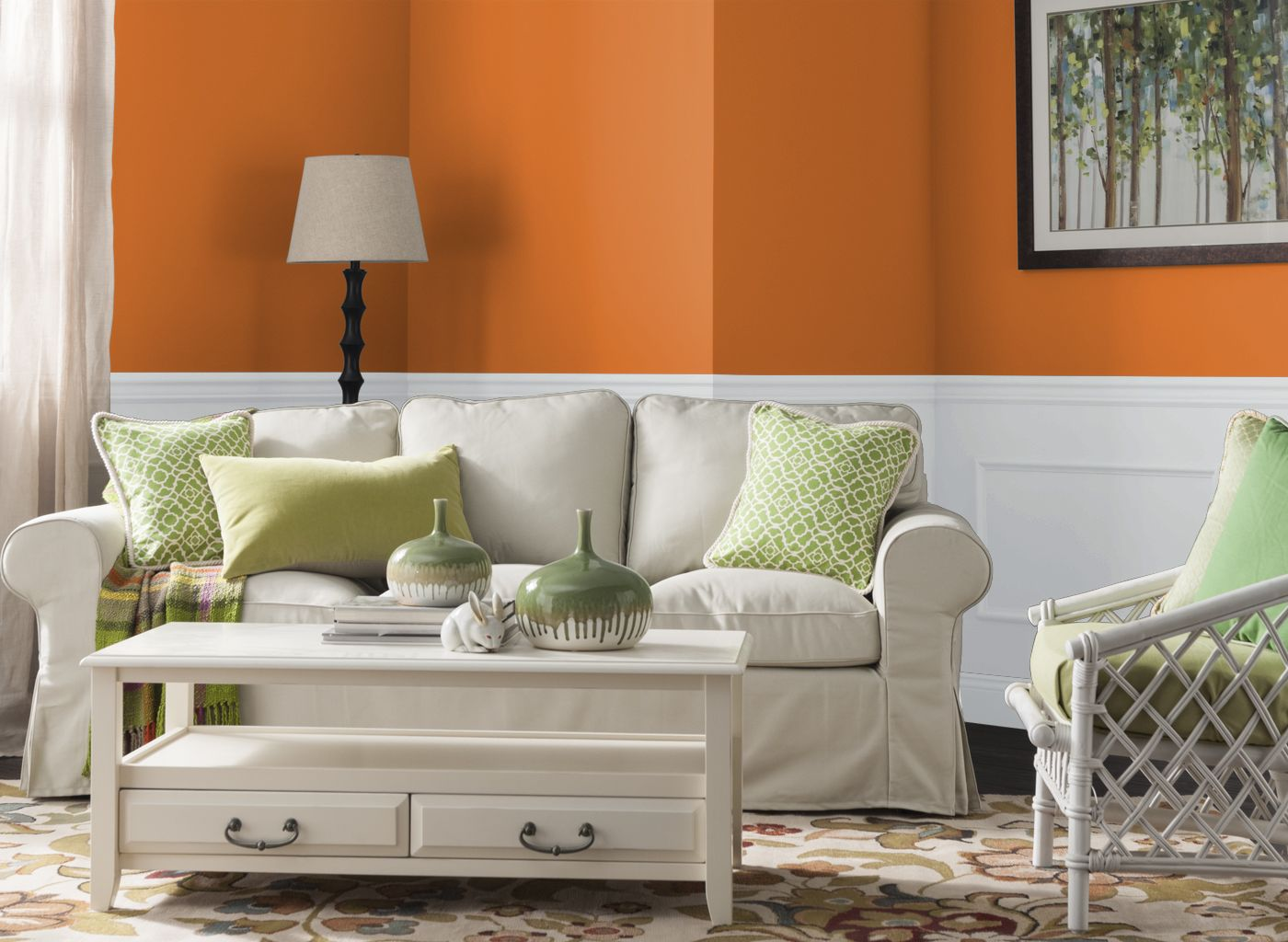 Glidden Pumpkin Patch Pumpkin Orange Paint Colors Pinterest