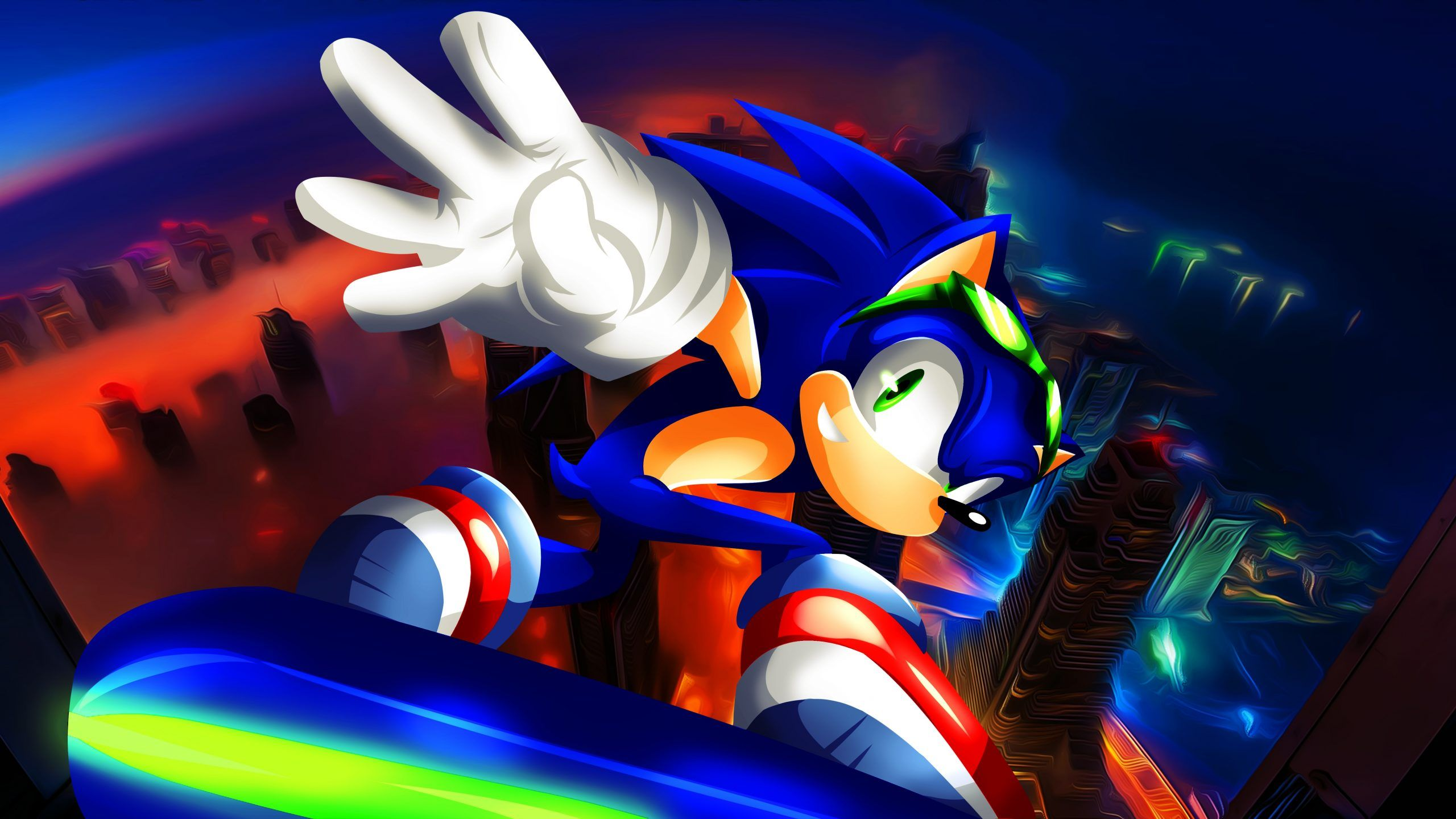 Sonic Riders Un Gravitify 5k Hd Games 4k Wallpapers Regarding