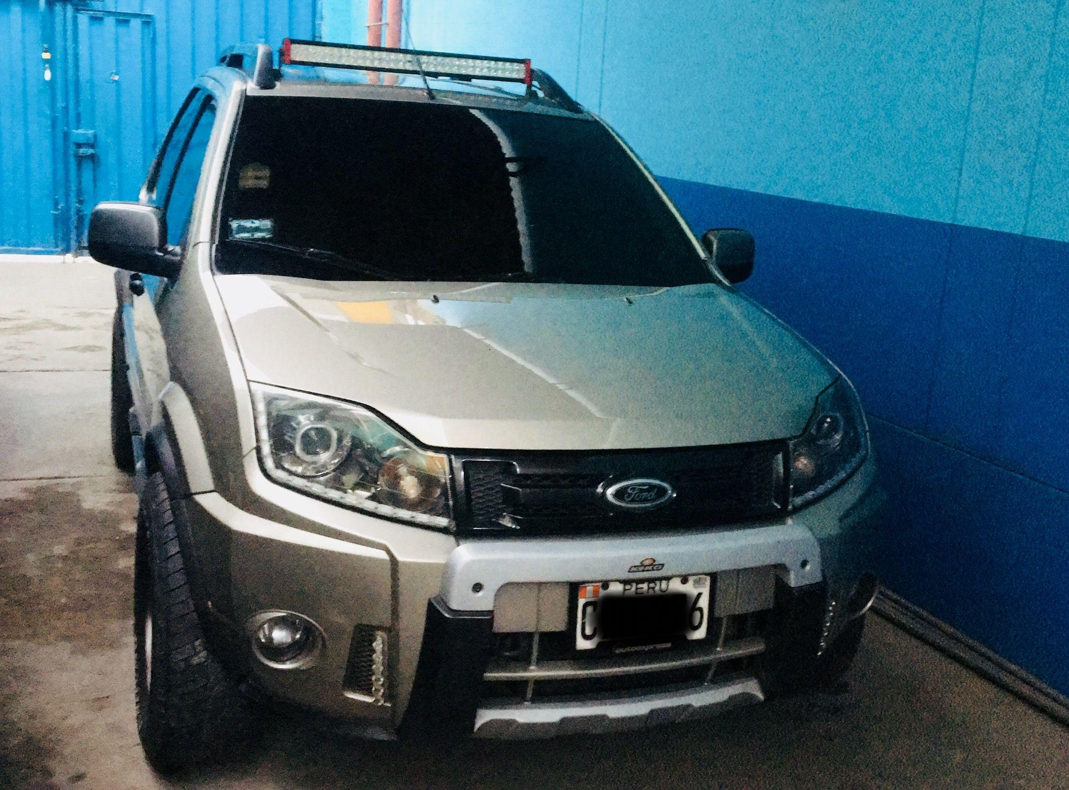 Ford Ecosport 2012 Autos
