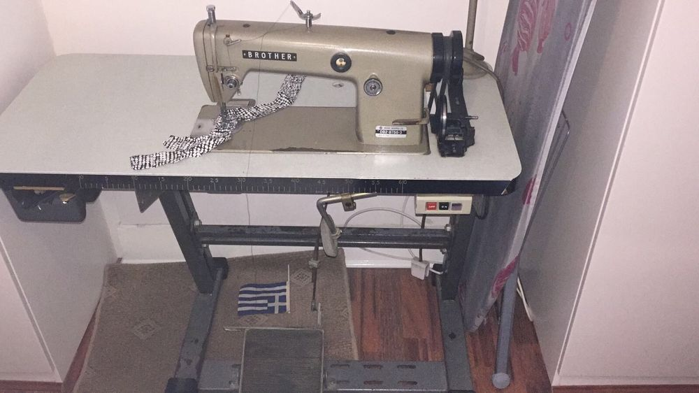 BROTHER Industrial Sewing Machine DB40B4040 Pick Up In Chingford E Best Brother Industrial Sewing Machines