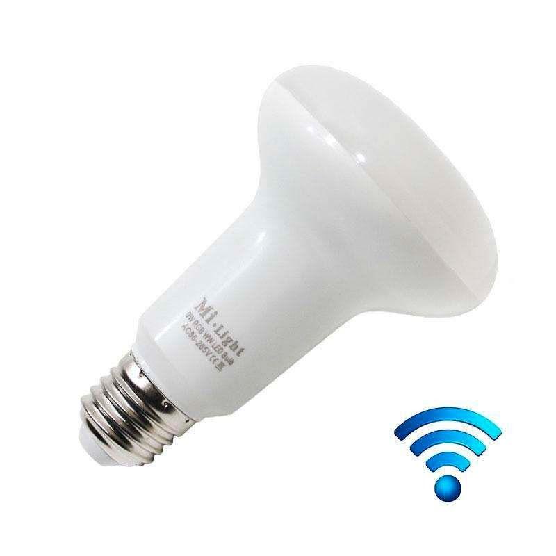 Bombilla Led Wifi Par30 E27 Bulb 9w Rgb Blanco Bombillas Led Bombillas Led