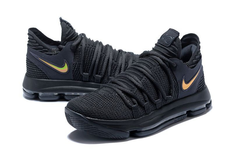 quality new images of best sneakers New Arrival Kevin Durant Nike KD 10 Black Dark Grey | Shoes | Nike ...