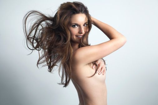 Best natural breast photos
