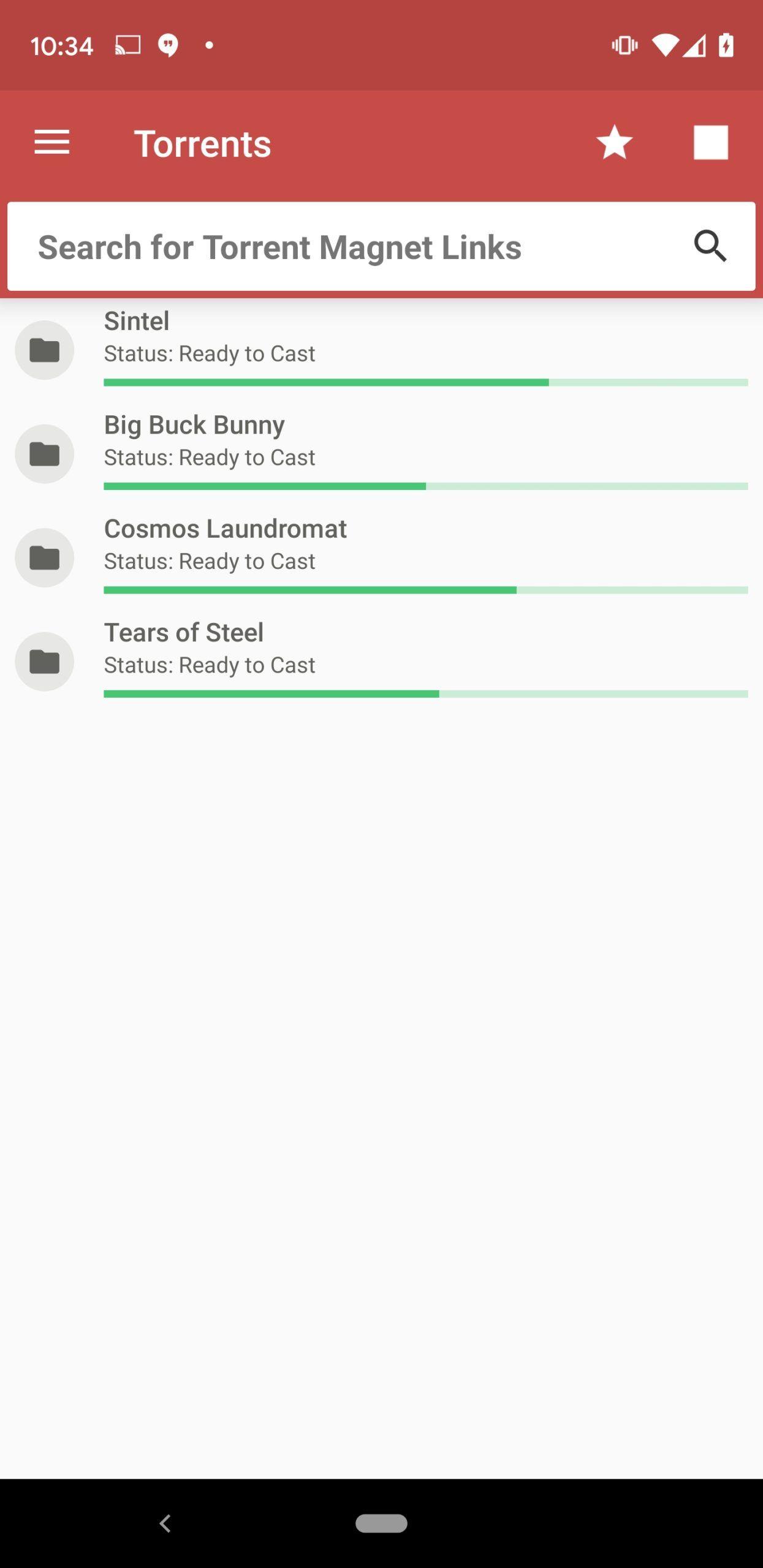 تطبيق Allcast يدعم الآن بث التورنت مباشرة إلى أجهزة التلفاز وأكثر It Cast Big Bucks Cosmos