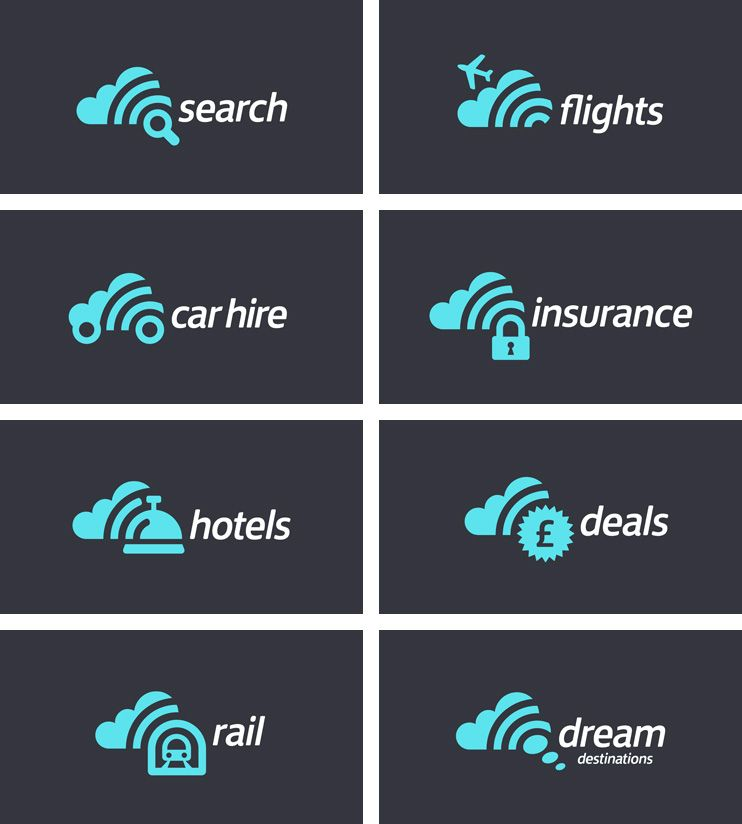 Skyscanner Brand Identity By Colin Bennet
