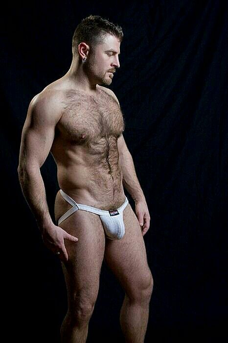 Hot men in jocks