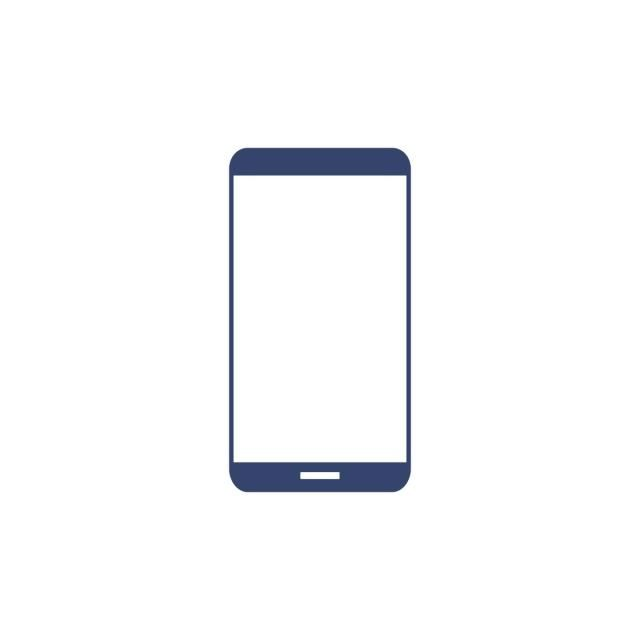 Phone Icon With Bezel Less Screen Vector Phone Icons Screen Icons Flat Png And Vector With Transparent Background For Free Download Phone Icon Screen Icon Icon