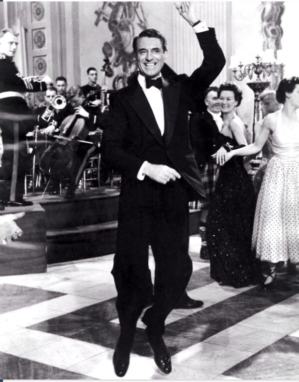 Cary Grant 1958 Dancing Adorably In Indiscreet Cary Grant Movie Stars Cary