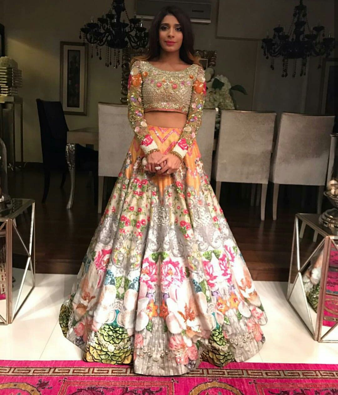Indian Wedding Outfits Clothes Weddings Lehenga Choli