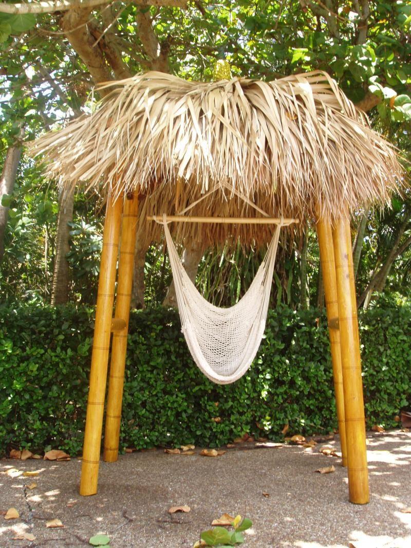 Backyard Tiki Hut Ideas | Homideal