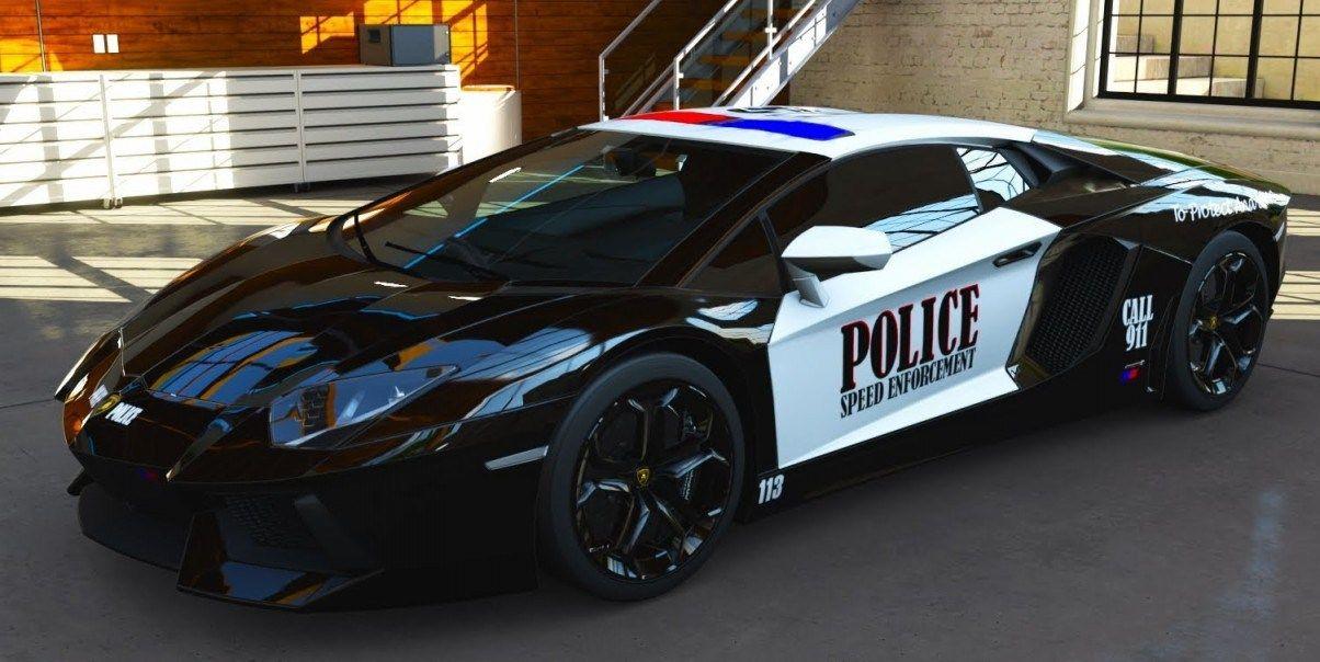 10 Fastest Police Cars In Dubai Police cars, Police