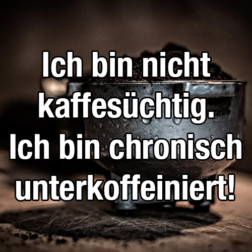 Kaffee - Chronik-Fotos