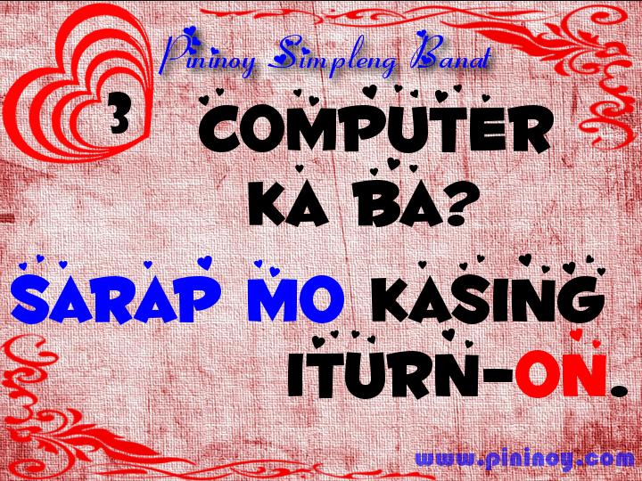 Pininoy Simpleng Banat | tagalog quotes... | Pinterest | Tagalog ...