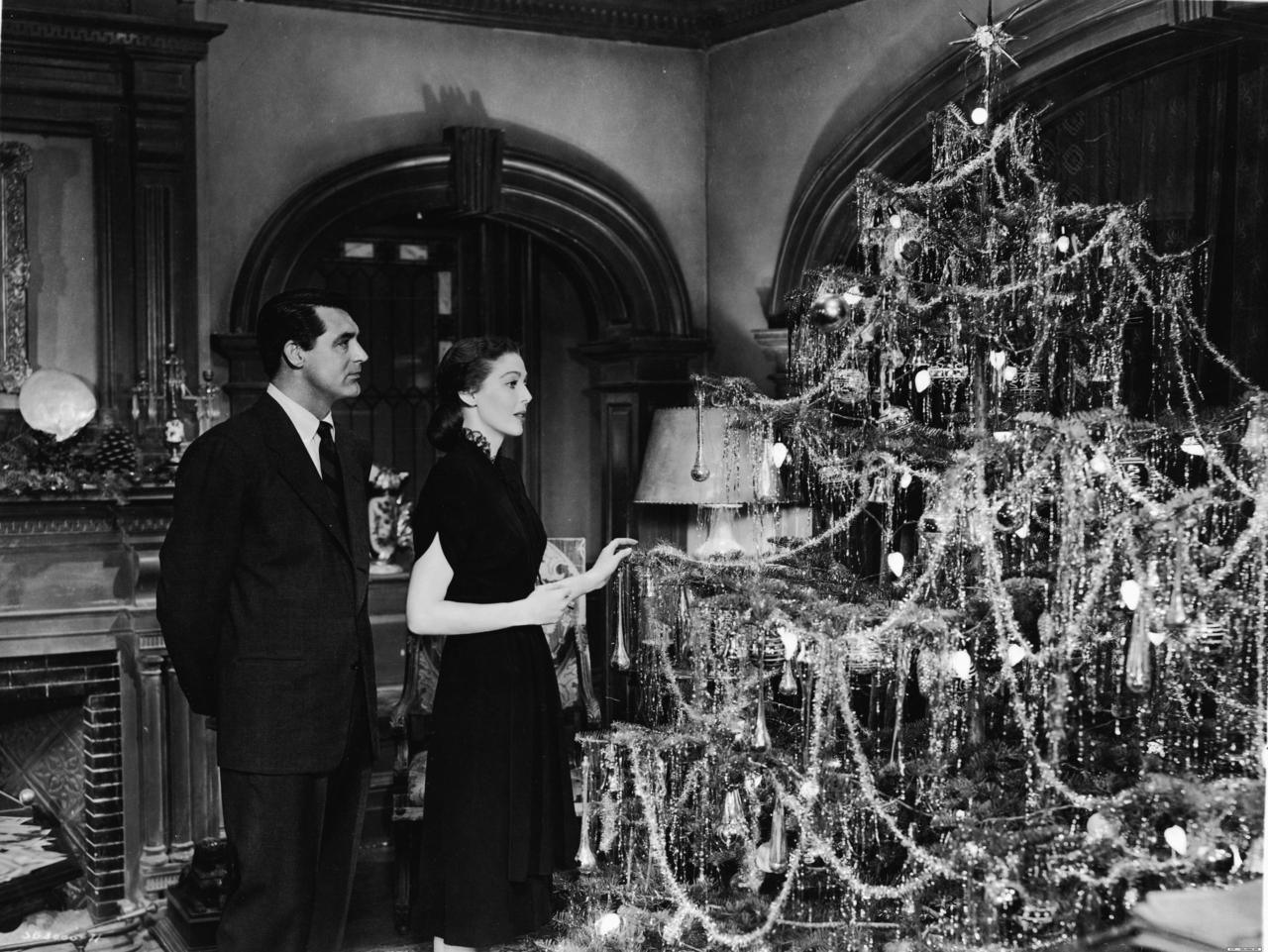Cary Grant, Loretta Young in The Bishop\'s Wife! | Old Movies ...