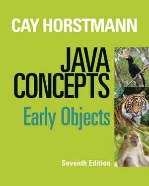 You will download digital wordpdf files for complete solution you will download digital wordpdf files for complete solution manual for java concepts early objects 7th edition by cay s horstmann 9781118549391 fandeluxe Image collections
