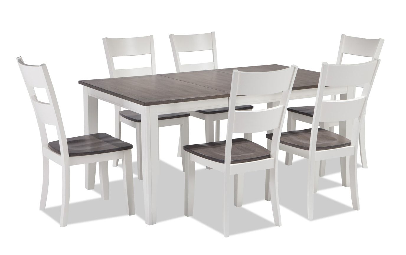 Scarlett Dining Dining Room Collections Bobs Com 7 Piece