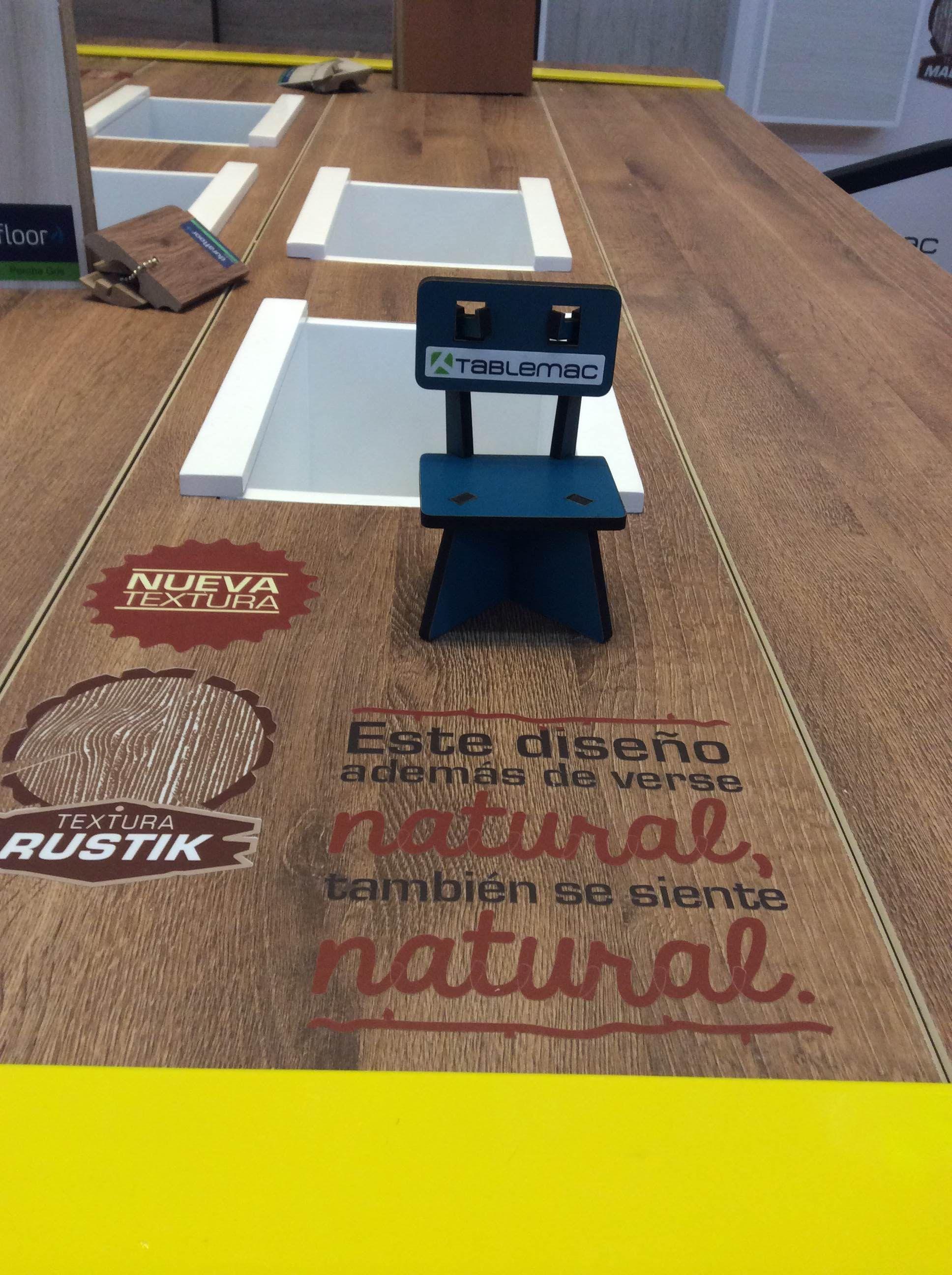 Así se vive nuestro stand en #ExpoCamacol2014 #DiseñosTablemac