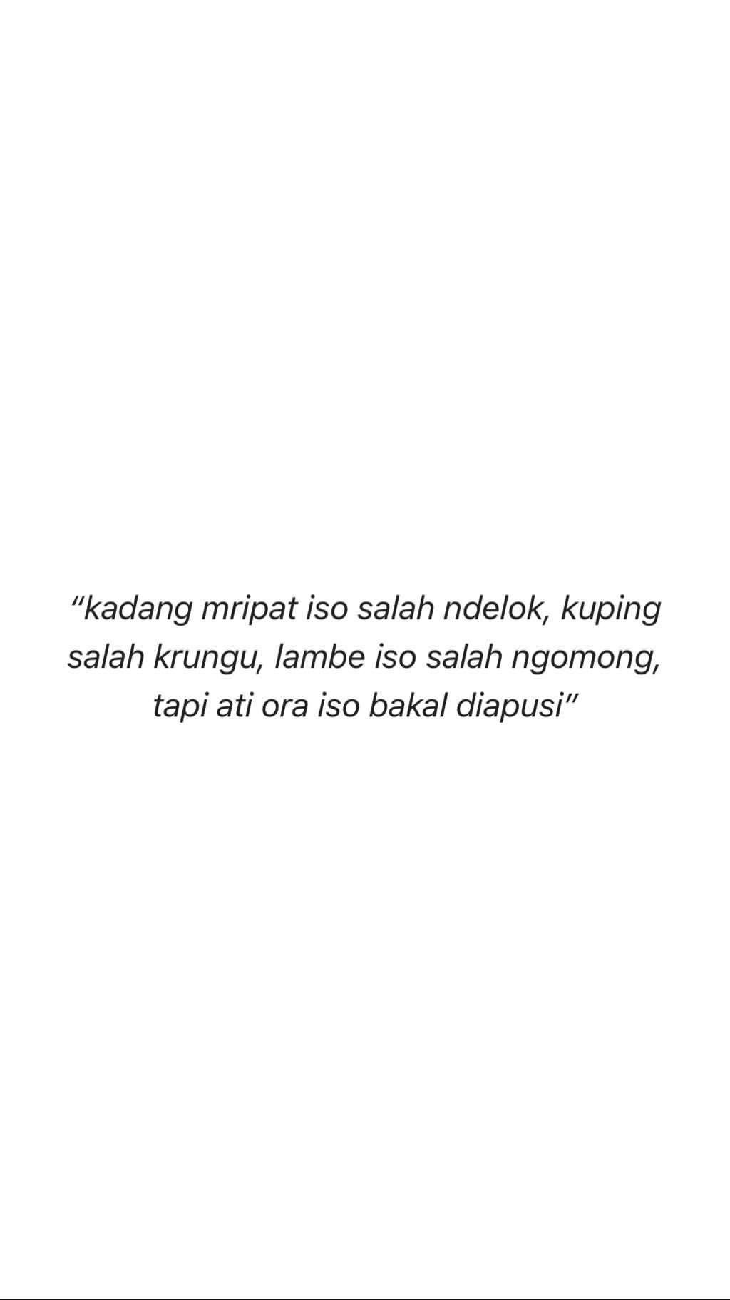 Quotesjawa quotes quotesindonesia kata kata kata mutiara quotes indonesia