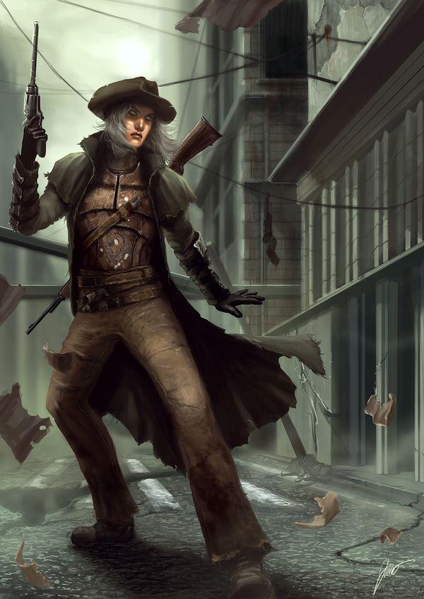dandy gunslinger - Google Search