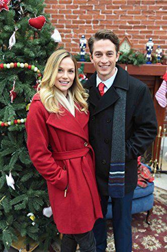 Sharing Christmas Hallmark.Ellen Hollman And Bobby Campo In Sharing Christmas 2017