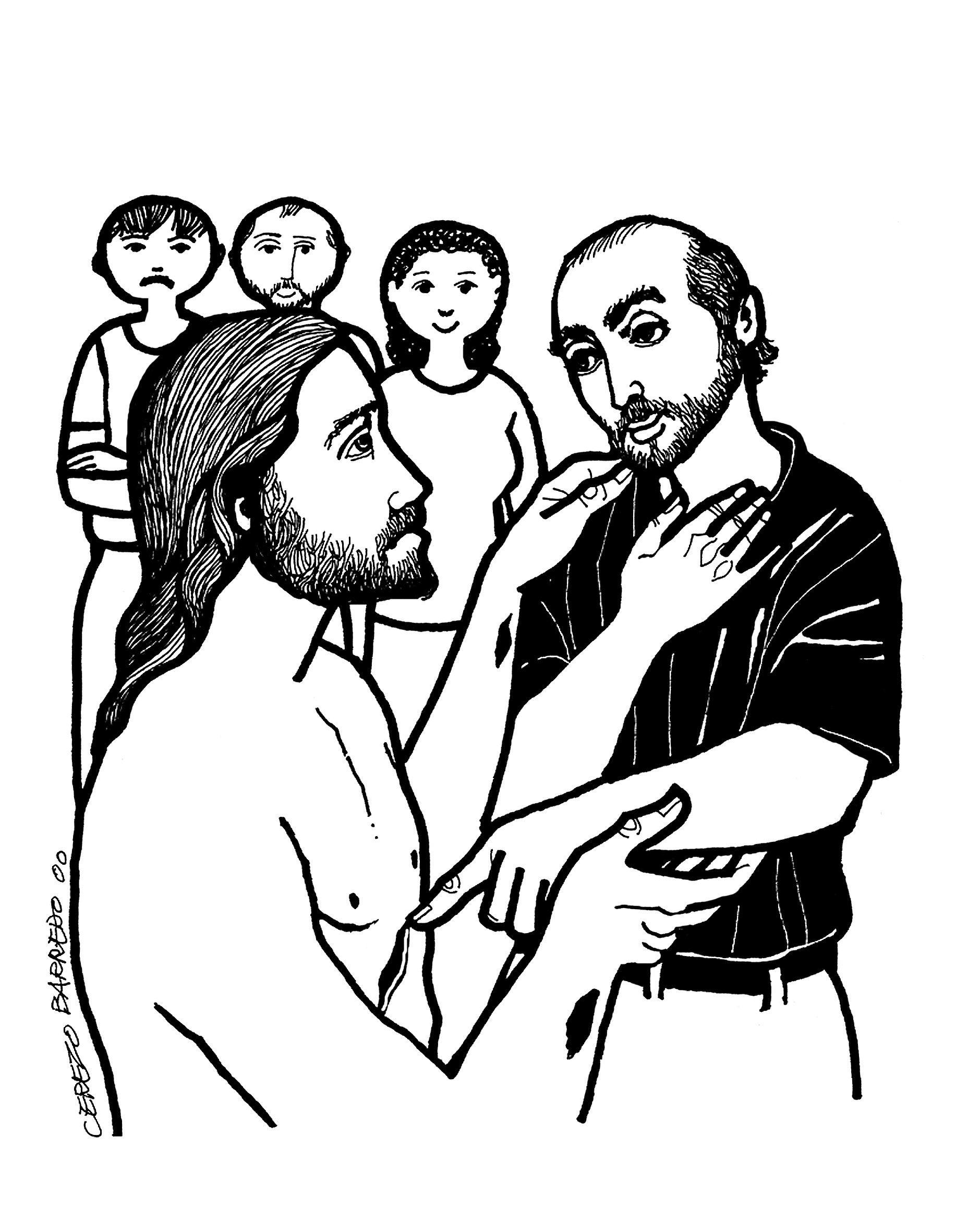 Evangelio Del Día Lecturas Del Domingo 3 De Abril De 2016 Evangelio Del Dia Evangelio Lectura