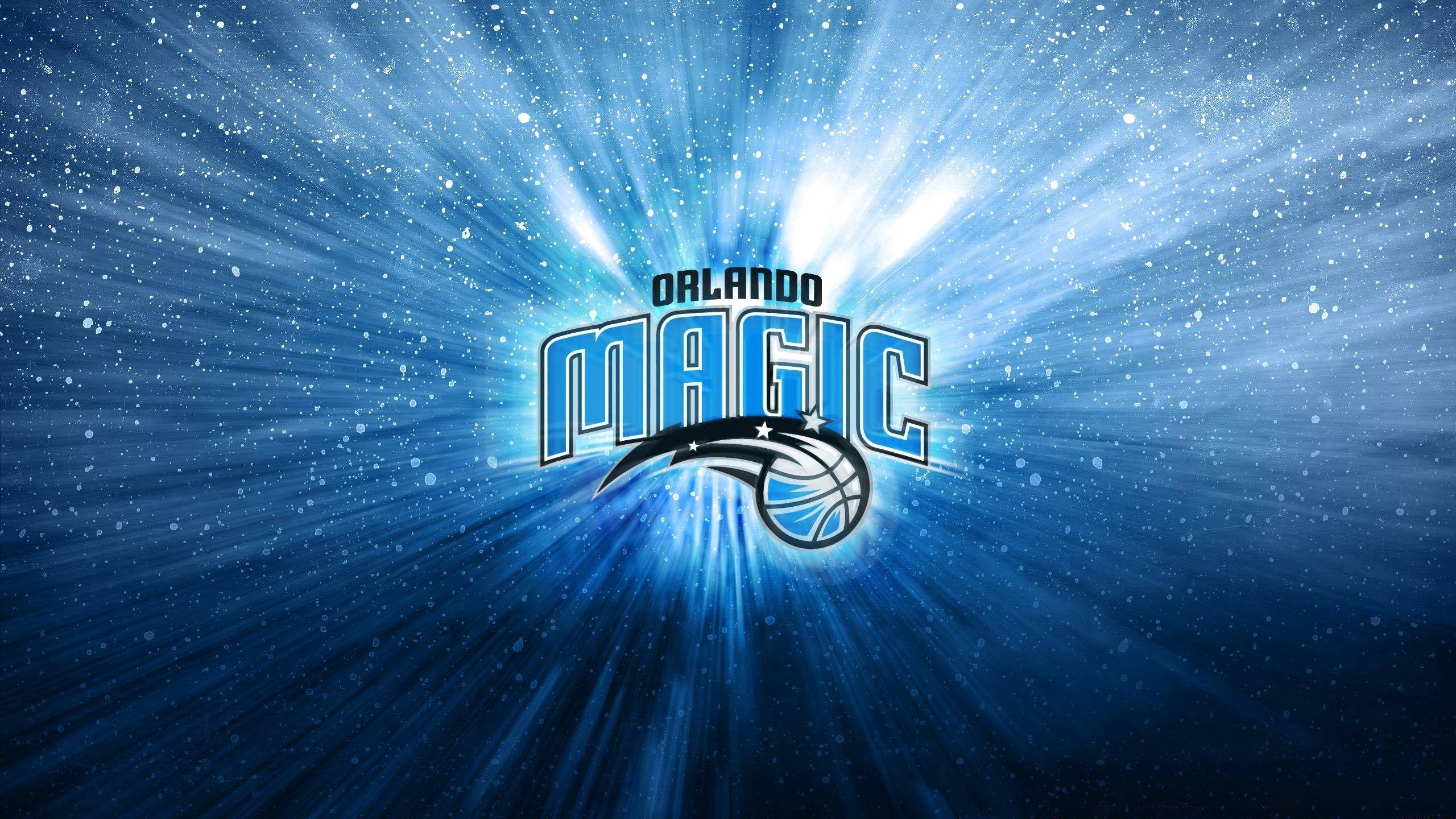 Orlando Magic Logo Wallpaper 1 Orlando Magic Orlando Nba Wallpapers