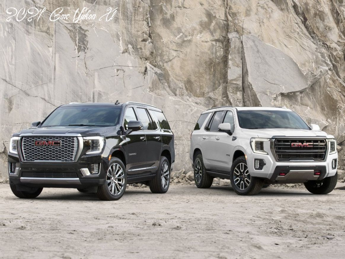2021 Gmc Yukon Xl Concept And Review In 2020 Gmc Yukon Xl Gmc Yukon Yukon Suv