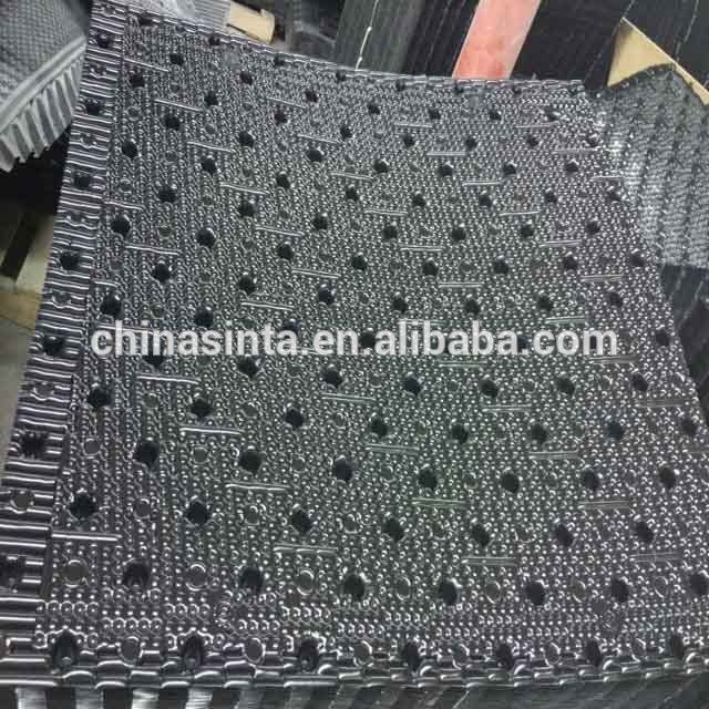 Chiller System Fill Sheet Cooling Tower Pvc Filler Cooling Tower