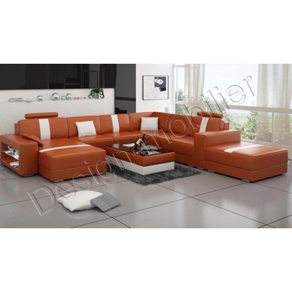 Épinglé Par Simona Simo Sur Canapé En Cuir Italie Pinterest - Canapé design italien avec canape design et confortable