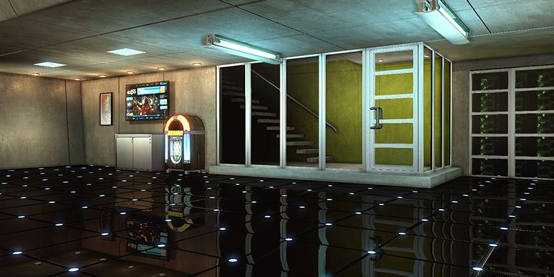 Iron Man House Interior. La maison de Tony Stark  Iron Man Malibu J en reviens pas