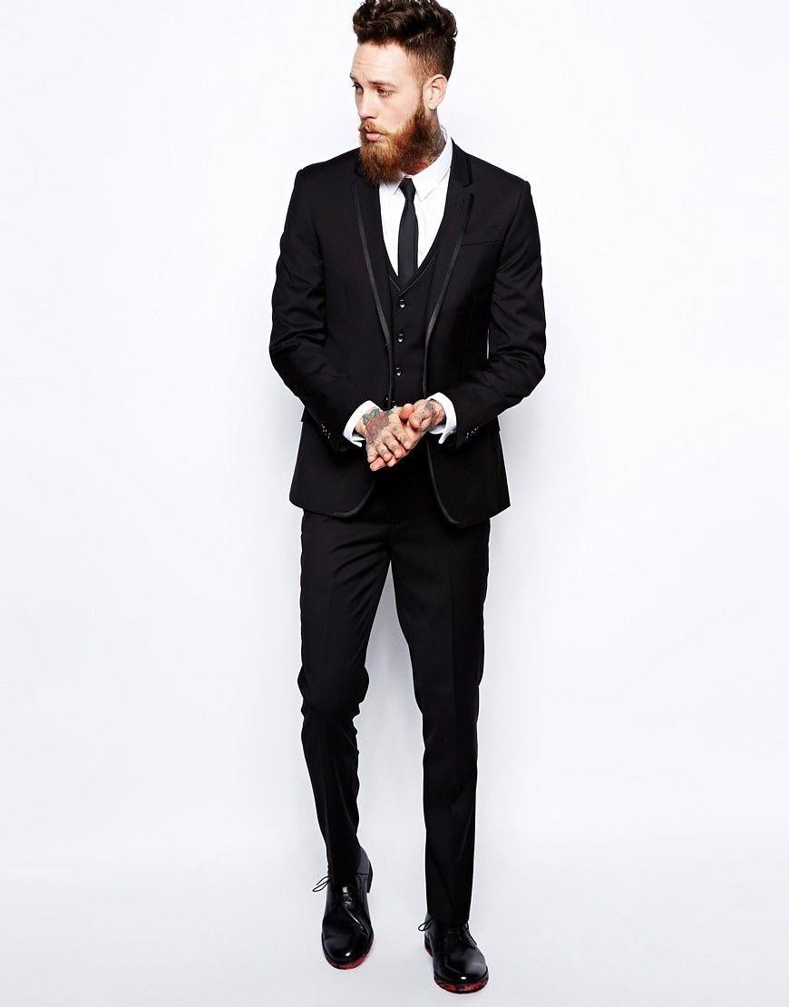 Cool Slim Fit Prom Tuxedo Ideas - Wedding Dress Ideas - unijna.info