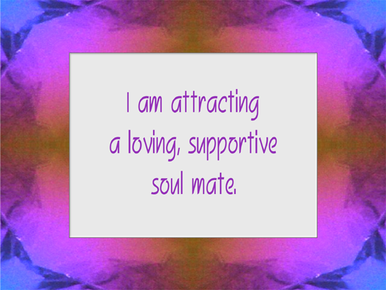 Positive Affirmations   Daily Affirmations   Soulmate