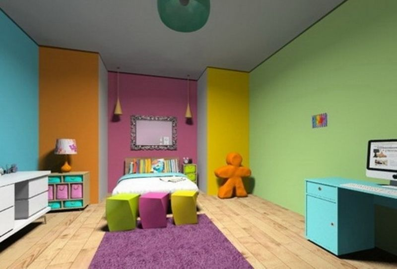 Children S Room Color Ideas Kids Room Paint Colors Boy Room