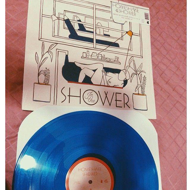 homeshake - in the shower vinyl