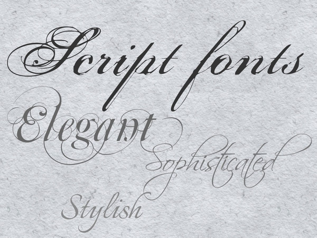 Script Fonts Which Are Available Online To Freely Download Ink