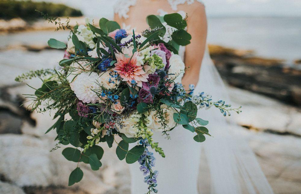 Gorgeous Wedding Flowers Bad Rabbit Flowers In Maine Maine Wedding Flowers Maine Wedding Wedding