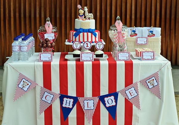 Fourth Of July Party Decorations