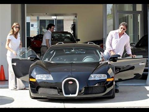 Sylvester Stallone S Cars Collection 2016 The Male Actor On The
