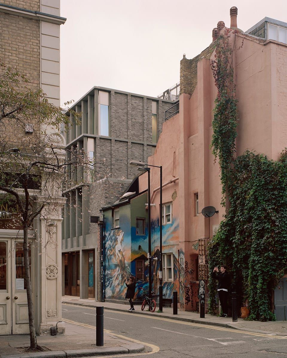 Soho House Shoreditch: Pin By Thhhomas On Images (With Images)