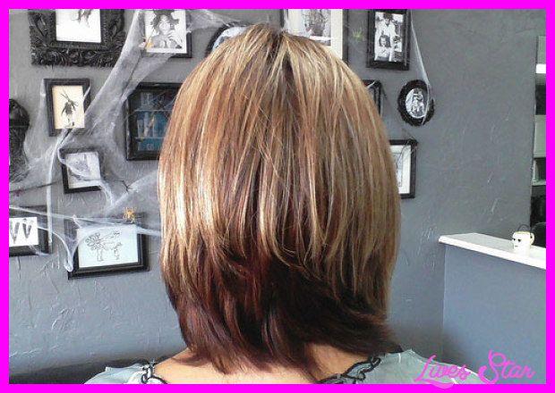 Awesome Long Layered Bob Haircuts Back View Long Hair Styles Hair Styles Long Bob Hairstyles