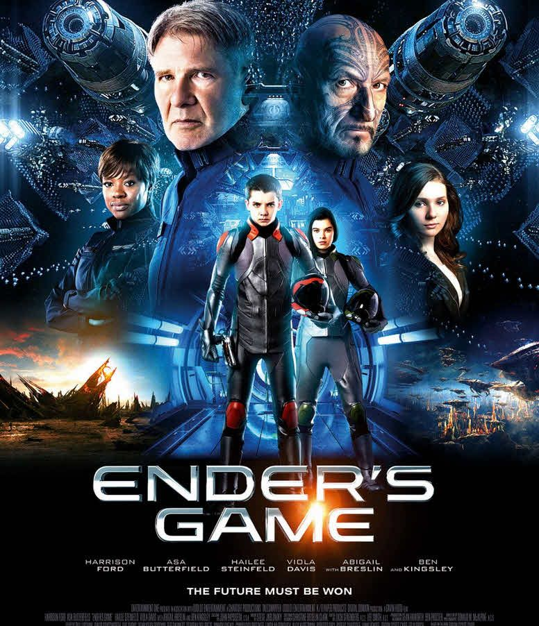 مشاهدة فيلم Ender S Game 2013 مترجم 영화 포스터 포스터 영화