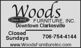 Since 1961 Downtown Clarkesville Closed Sundays Www.WoodsFurnitureInc.com | Woods  Furniture, Inc.   Clarkesville, GA #georgia #CorneliaGA #shoplocal # ...