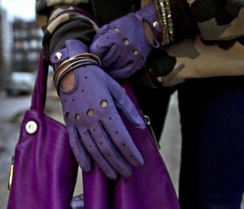 ** purple passion