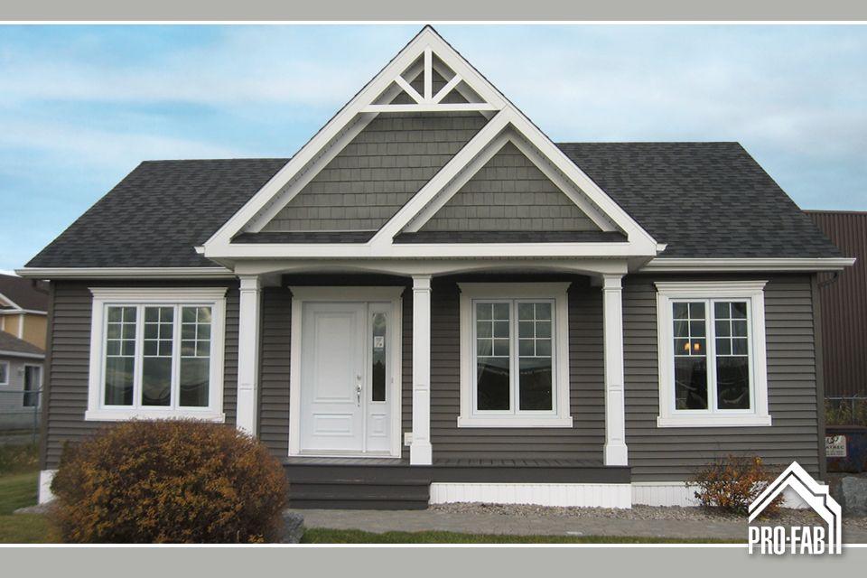 Revêtement extérieur de maison en polymère  NOVIK  House - liste materiaux construction maison