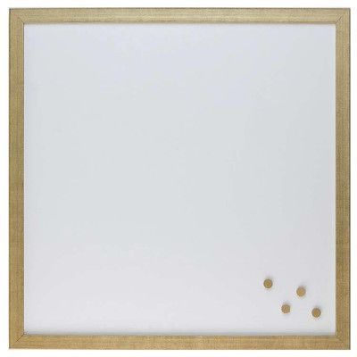 Petal Lane Blank Background Magnetic , 2u0027 x 2u0027 Memo Board Frame - blank memo