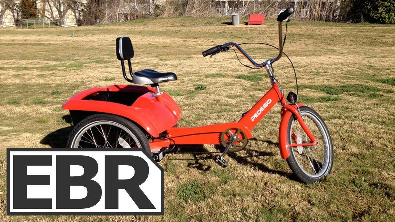 Pedego Trike Electric Bike Review Electric Trike Electric Bike