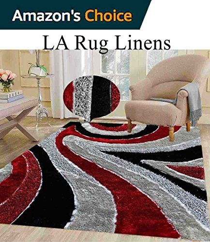 8 Feet By 10 Feet Fuzzy Fluffy Shiny Shimmer Contemporary Modern Soft Plush Shag Shaggy 3d Pile Rug Carpe Bedroom Area Rug Traditional Area Rugs Rugs On Carpet
